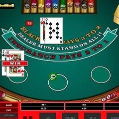 32Red Casino Free Blackjack